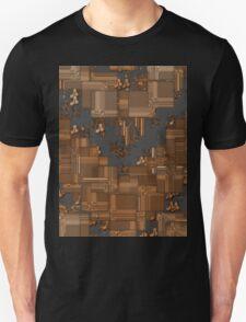 Tiled Blocks Unisex T-Shirt