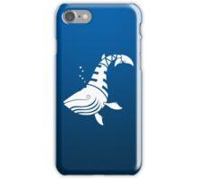 Big Baby Blue iPhone Case/Skin