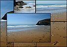 Porthtowan Cornwall UK by DonDavisUK