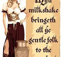Myn Milkshake by avbtp
