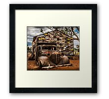 Collectors Item Framed Print