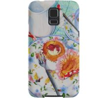 Cupcake Temptations Samsung Galaxy Case/Skin