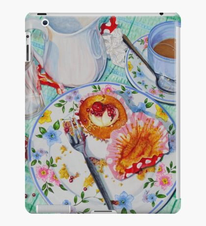 Cupcake Temptations iPad Case/Skin