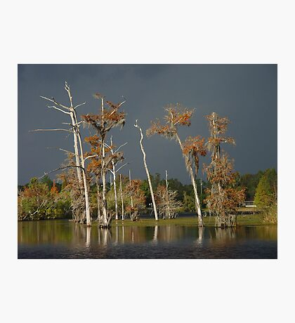 Lull Before the Storm Photographic Print