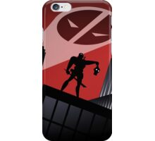 Deadpool: The Animated Series iPhone Case/Skin