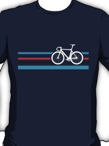 Bike Stripes Velodrome v2 T-Shirt