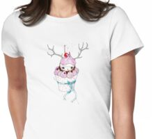 Dressing #01 Womens Fitted T-Shirt