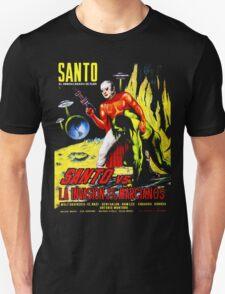 Santo vs. The Invasion of the Martians! '67 T-Shirt
