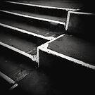 Pool Steps by Haydn Williams