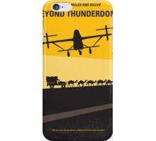 No051 My Mad Max 3 Beyond Thunderdome minimal movie poster iPhone Case/Skin