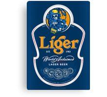 Liger Beer Canvas Print