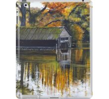The Boat Shed iPad Case/Skin