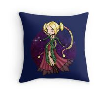 Celeste from Vainglory Throw Pillow