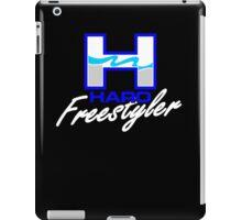 Haro Freestyler White iPad Case/Skin