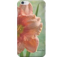 Treasure Today ~ in Softest Pastels iPhone Case/Skin