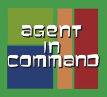 I am Agent in Command  Kids Clothes