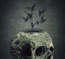 Skull Bats by anderton