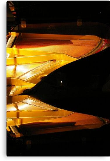 Piano Forte by David McMahon