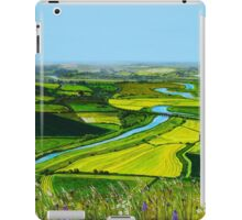 Mount Caburn Views iPad Case/Skin
