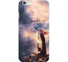 Light, Scythe, Might, Night iPhone Case/Skin