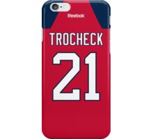 Florida Panthers Vincent Trocheck Jersey Back Phone Case iPhone Case/Skin