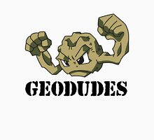 Geodude (black text) Unisex T-Shirt