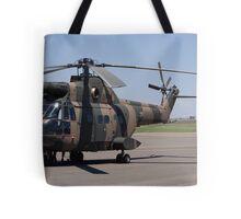 Sud Aviation Aerospatiale SA-330H Puma Helicopter Tote Bag