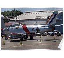 Canadair Sabre Mk6 - SAAF 367 Poster