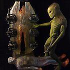 Alien II by Barbara Morrison