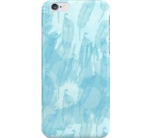 Feather dance iPhone Case/Skin