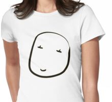 Visage 1 Womens Fitted T-Shirt