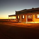Birdsville Hotel by Matt  Williams