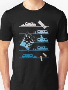 Tshirt Heisenberg - Tshirt Blue Meth T-Shirt