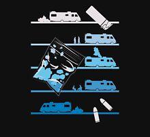 Tshirt Heisenberg - Tshirt Blue Meth Unisex T-Shirt