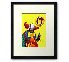 IT - Stephen King  Framed Print
