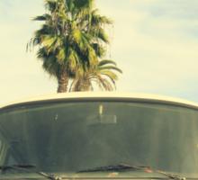 VW Coastin' Sticker