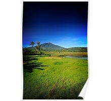 Singgalang - West Sumatra - Indonesia Poster