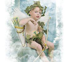 Cupid by Georgina Gibson