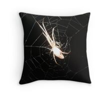 2009 Waiting For Lunch Throw Pillow