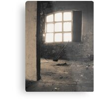 Quiet rooms Metal Print