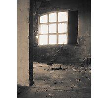 Quiet rooms Photographic Print