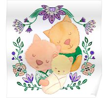 New Baby Kitten (boy) Poster