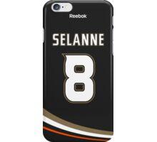 Anaheim Ducks Teemu Selänne Jersey Back Phone Case iPhone Case/Skin