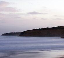 Jan Juc Beach  by Robbie Gibson