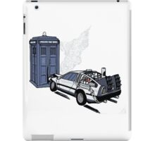 Back to the Whoture iPad Case/Skin