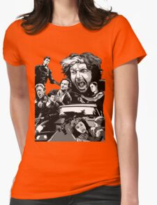 """The """"real"""" Mad Max Womens Fitted T-Shirt"""