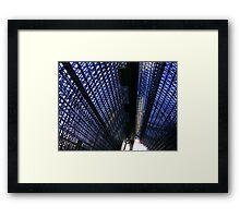 Kyoto Train Station Framed Print
