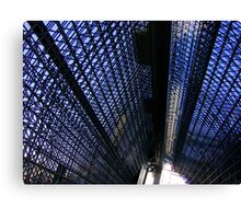 Kyoto Train Station Canvas Print
