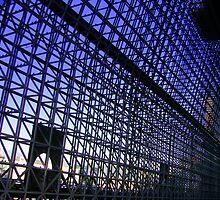 Kyoto Train Station 2 by fenjay