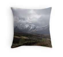 An Teallach Throw Pillow